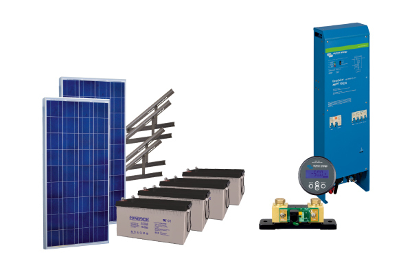 Eurosolar BigPower EasySolar 1344 / 1600VA