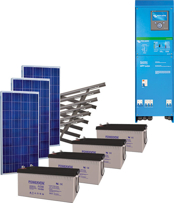 Eurosolar BigPower EasySolar 1360 / 3000VA