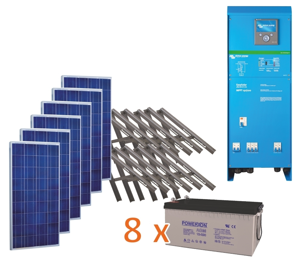 Eurosolar BigPower EasySolar 2020 / 5000VA
